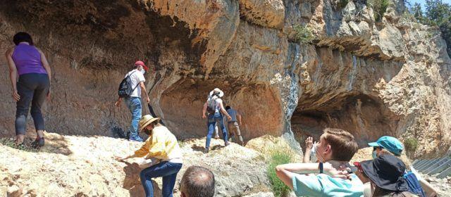 Vilafranca col·labora en el Pla de posada en valor l'art rupestre