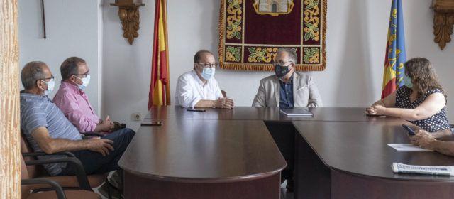 José Martí destaca que la Diputació impulsa transferències de més 38 milions d'euros als ajuntaments per a reactivar l'economia de la província