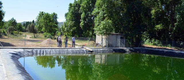 Morella coordina l'ús dels depòsits d'aigua per a les explotacions agropecuàries