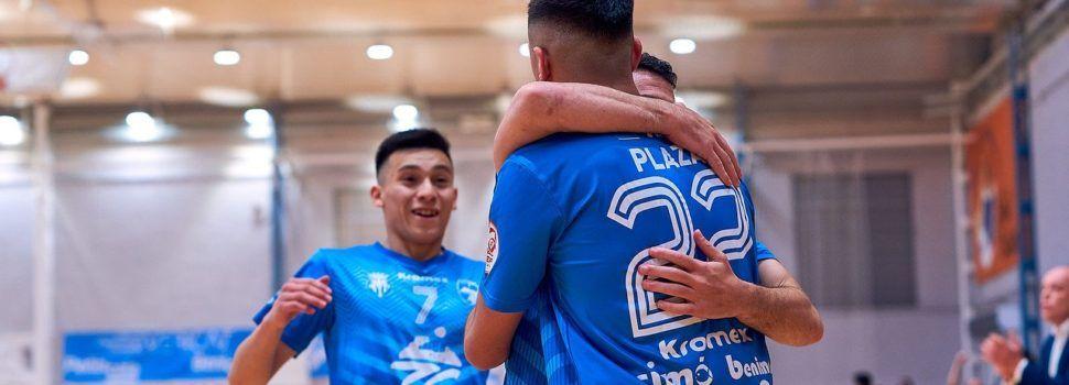 El Peñíscola Globeenergy FS abrirá la temporada 2021/22 visitando al CD Leganés FS