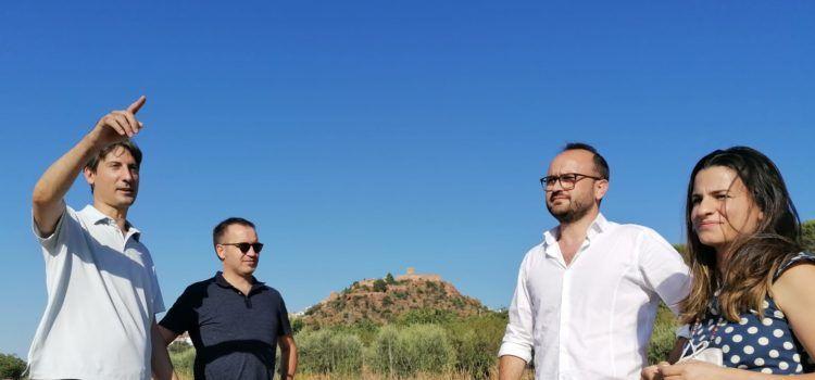 Jordi Solé (ERPV) es posa al servei de la plataforma NO a la MAT per intentar paralitzar el projecte
