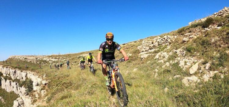 Club Ciclista Maikbike Vinaròs organizó la IX Trobada de btt en Catí