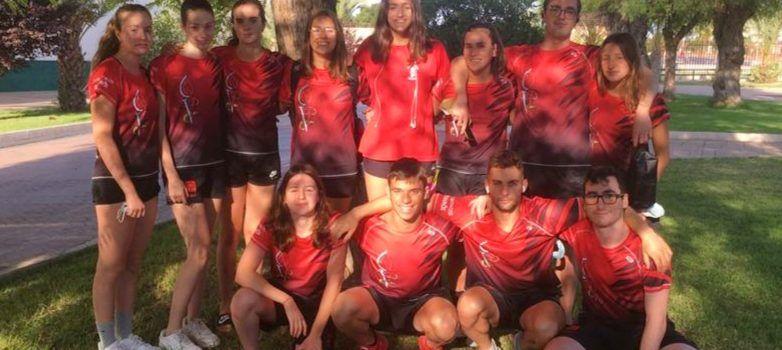 El Club Natació Vinaròs, en el Campionat Autonòmic Junior i Absolut celebrat a Elx