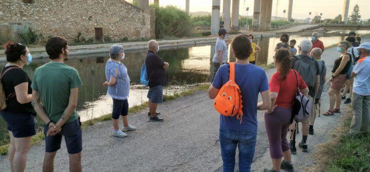 Vora l'Ebre: Visita guiada als espais de la batalla de l'Ebre a Amposta