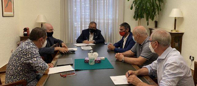 La Diputació estudiarà la possibilitat de sumar-se a la Ruta Jaume I per a posar en valor cultural i turísticament la província de Castelló