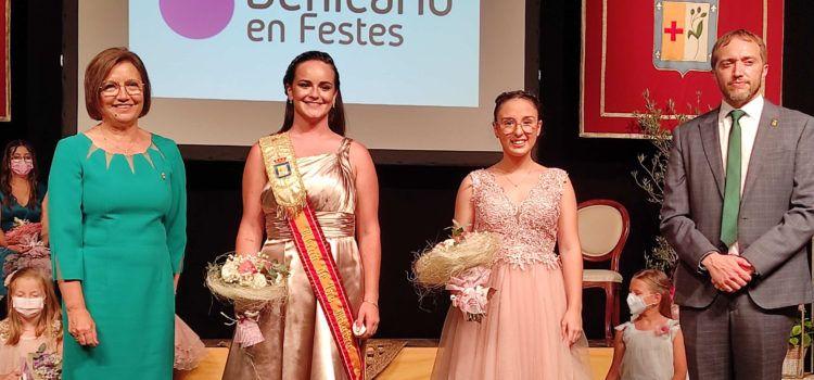 Benicarló ja té reina de festes 2021: Paula Maluenda Marín
