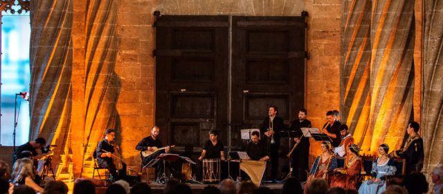 Early Music Morella arranca con Capella de Ministrers y el Cor de la Generalitat dirigidos por Carles Magraner