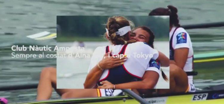 Vídeo: la millor esportista catalana 2020, Aina Cid, a seguir fent història a Tokyo