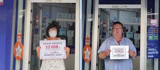 Premio de la Bonoloto en Benicarló