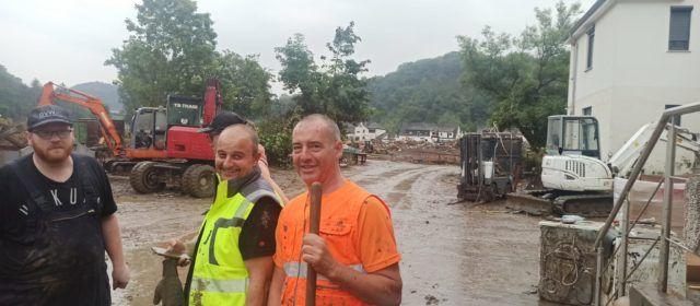 Un español en Alemania: Wuppertal, a la pandemia se suma la inundación