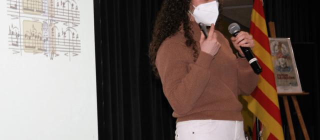 Premien una alumna de l'Escola i Conservatori de música de la Diputació a Tortosa pel seu treball de recerca