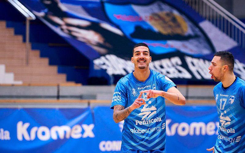 Bruno Gomes causa baja en el Peñíscola Globeenergy FS