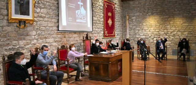 Morella celebrarà l'acte d'entrega de les creus de Santa Llúcia el 14 d'agost