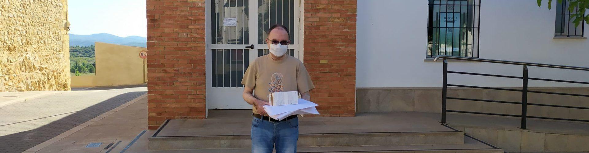 La Diputació distribueix 580 mil mascaretes des de l'inici de la pandèmia entre els municipis de Castelló