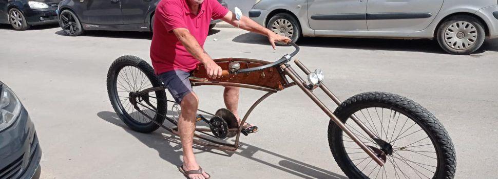 Una 'Bicicletada' i exhibició de bicicletes inicien la Setmana Cultural a Albocàsser