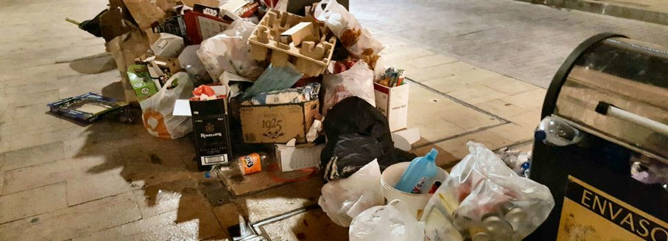Cámaras con inteligencia artificial y coches camuflados para atajar vertidos irresponsables de basura en Vinaròs