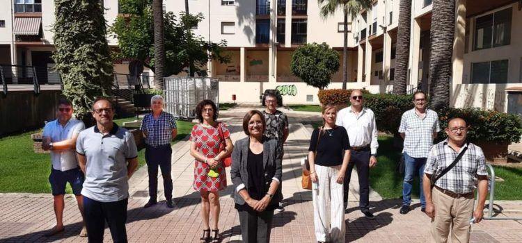 La comissió promotora presenta la sol·licitud de constitució de la EGM Abastos-Collet