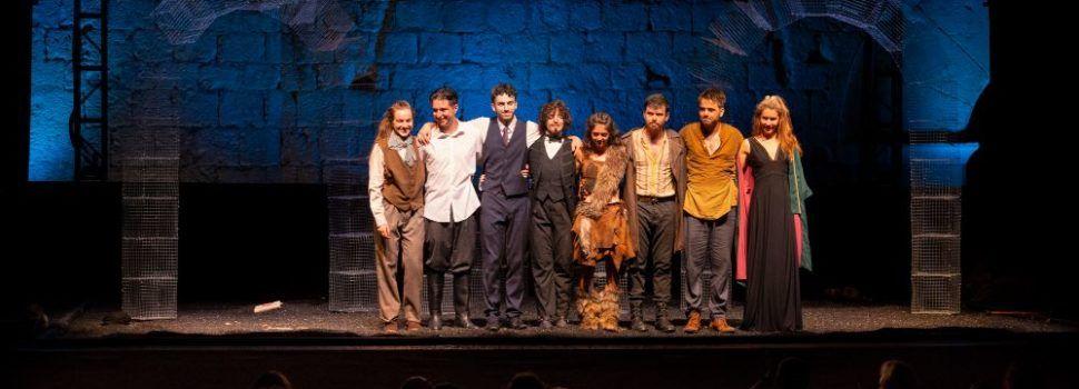 El Festival de Teatro Clásico de Peñíscola toma la recta final de su edición más cómica