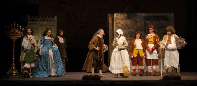 """Ruth Sanz destaca el """"ple absolut"""" en les set funcions d'un Festival de Teatre Clàssic de Peníscola"""