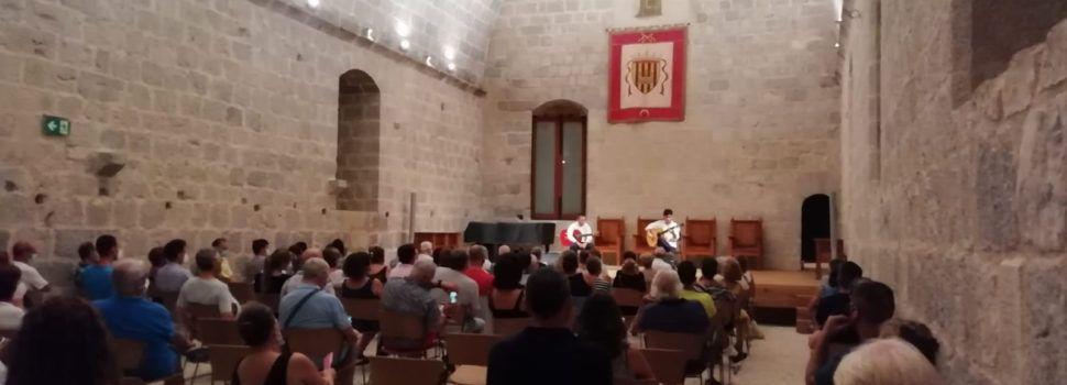 La XIX Edició del Festival Internacional de Guitarra de Hondarribia-Peníscola se celebrarà del 26 al 29 d'agost