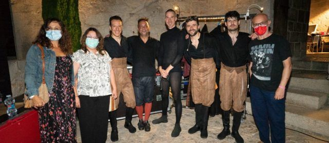 La segunda semana del XXIV Festival de Teatro Clásico Castillo de Peñíscola se cerró con un lleno completo