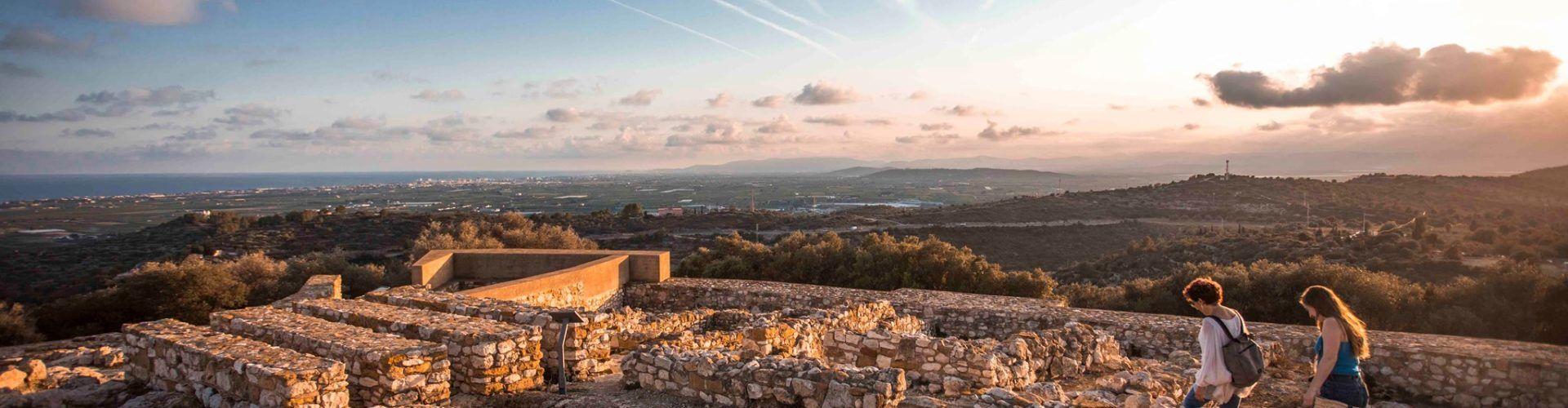 El Parc Arqueològic de la Moleta del Remei d'Alcanar obté el distintiu acreditatiu d'espai de cultura responsable