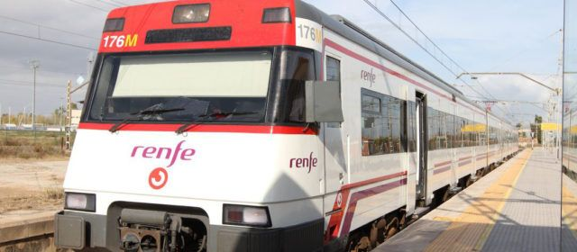 Renfe incrementarà les freqüències de regionals entre Vinaròs i Castelló