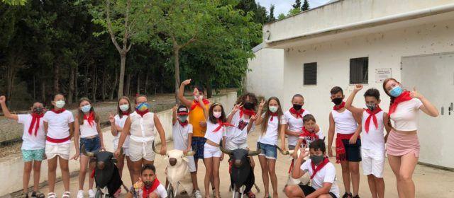 L'Escola d'Estiu de Santa Magdalena celebra Sant Fermín