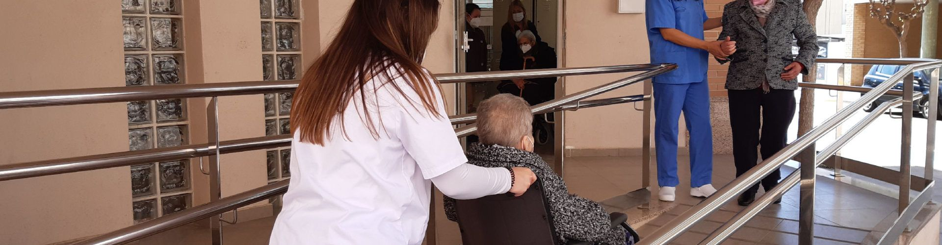 El Centre de Dia Nou d'Octubre de Benicarló cessa l'activitat per un cas positiu de covid-19