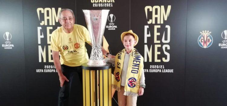 Tots volen veure la Copa del Villarreal CF!