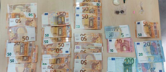 Detenido en Morella por presunto tráfico de drogas