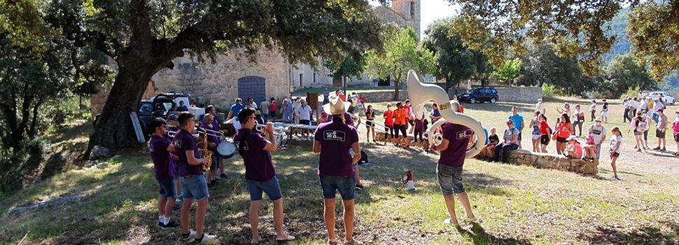 Vallibona recupera parcialment la celebració del patró