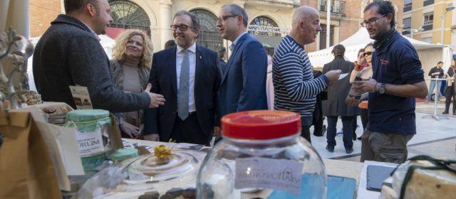 La Diputaciódona suport al sector de la trufa amb 10 mil euros per a la celebració de fires promocionals