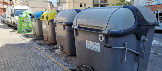 Vinaròs augmenta les dades de reciclatge