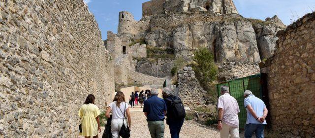 Finalitzada la restauració de les torres de Sant Francesc i La Pardala del Castell de Morella