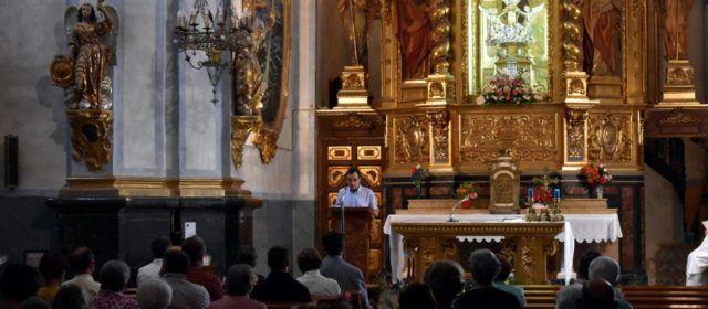 Morellanes i morellans visiten a la Mare de Déu de Vallivana