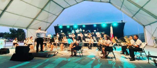 La banda de Canet, escollida per segon any per a la Campanya de Músics amb Denominació d'Origen