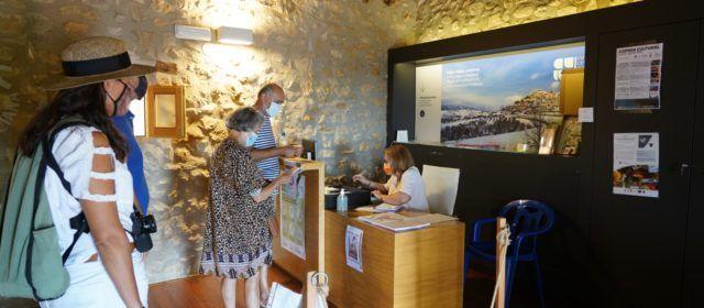 L'Oficina de Turisme, el valor afegit de les màgiques visites a Culla