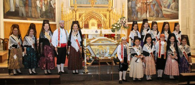 Vinaròs celebró la fiesta de Nuestra Señora de la Asunción con misa, pero sin procesión