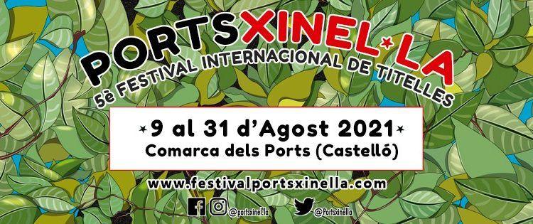 Cinquena edició del Festival Internacional de Titelles Portsxinel·la en 16 localitats d'Els Ports