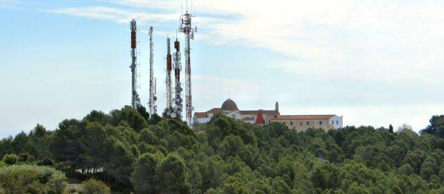 Ben Vist: Les antenes del Puig