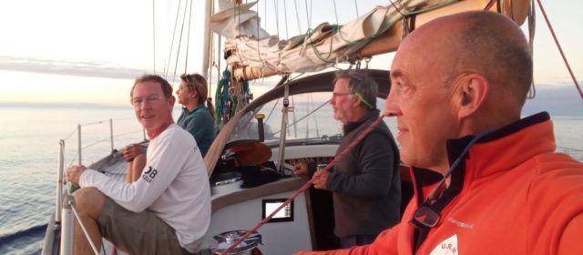 Relato de una nueva travesía oceánica en vela: De Cabo Verde a las islas Azores (y II)