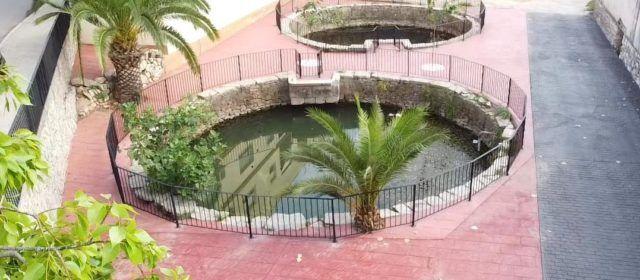 Santa Magdalena adequa l'entorn de la zona de Les Basses
