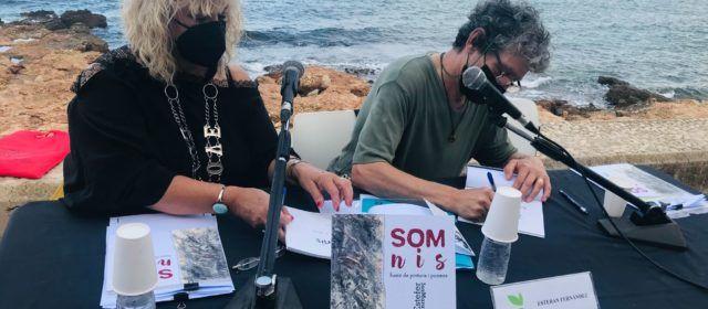 Estefer e IsaMaran fusionan pintura y poesía en el proyecto 'Somnis'