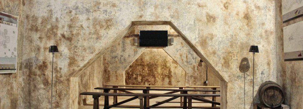 Ben Vist: Museu del vi, Sant Mateu