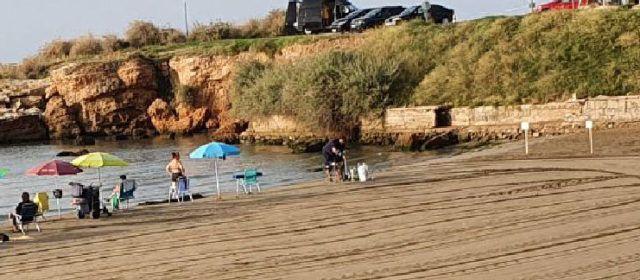 A vueltas con la ocupación de la primera línea de playa en Vinaròs