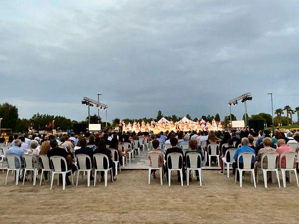 Les activitats solidàries de les Festes Majors 2021 d'Amposta recullen més de 18.000 euros