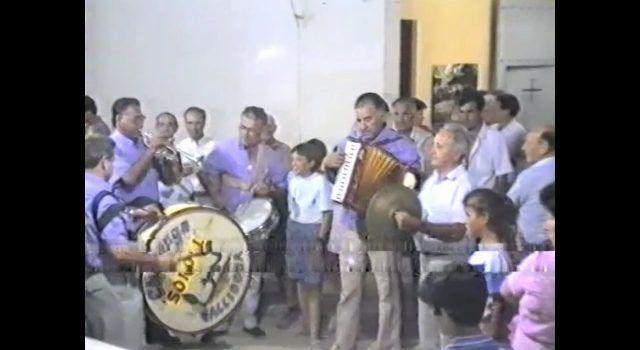 """""""Rescaten"""" les festes de Vallibona de fa 33 anys, recuperant una vella cinta de vídeo"""