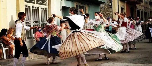 Dansa de Xert amb participació vinarossenca