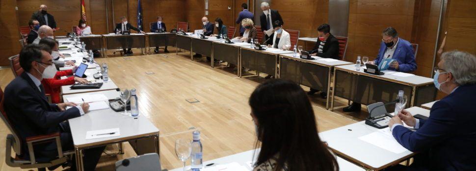 Compromís denuncia el veto del PSOE a debatir la creación de una comisión que investigue Castor, que votó a favor en 2017